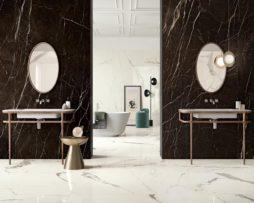 Bianco Statuario. Vanity. 120x120cm. Luxury Marble.