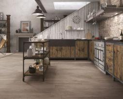 Silvis Humus. Cotto D'Este. 20x120. Limited Availability:183mq