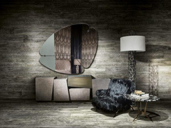 Roberto Cavalli Luxury Tiles. Precious Wood Collection