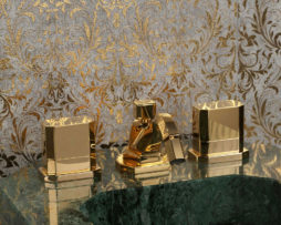 Sartoria Petracer's Ceramics like precious fabrics Italian Luxury Style