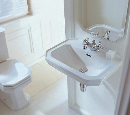 Duravit series 1930 washbasin 800x550
